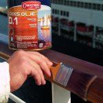 Deks Olje D1 for marine handrails