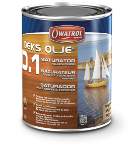 Deks Olje D1 Saturating Hardwood Oil