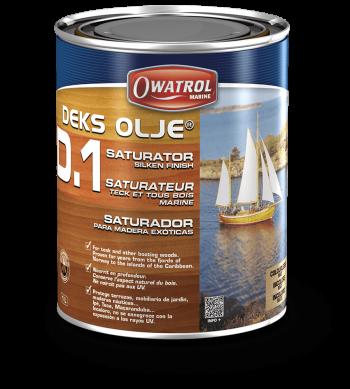 Deks Olje D1 Saturating Hardwood Oil