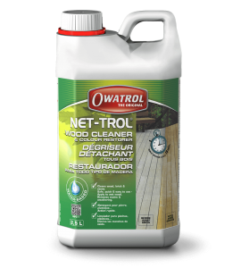 Net-Trol 2.5L Wood Cleaner