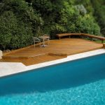 Aquatrol applied to a pool deck