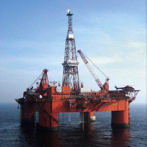 CIP on offshore platform