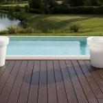 Tropitech applied to pool deck - @Sophie Lloyd