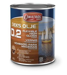 Deks Olje D2 - High gloss wood oil