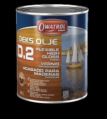 Deks Olje D2 - High gloss wood oil