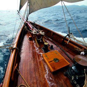 Deks Olje D2 boat decking