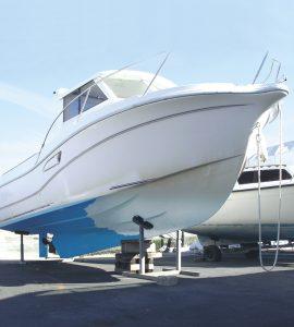 Boat Maintenance & Marine Coatings