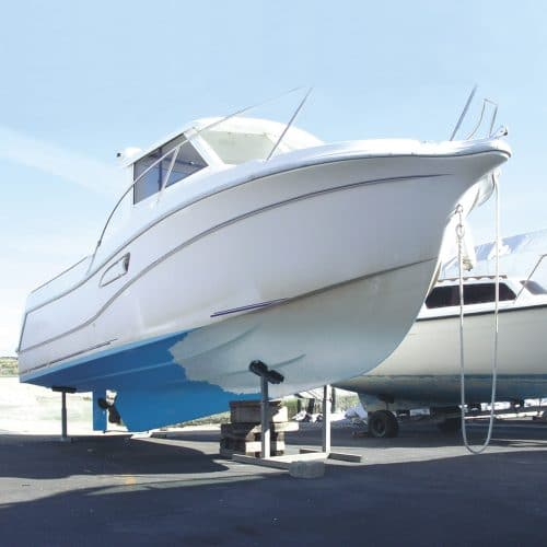 Boat Maintenance & Marine Coatings