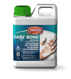 Easy Bond packaging