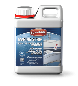 Marine Strip anti-fouling stripper