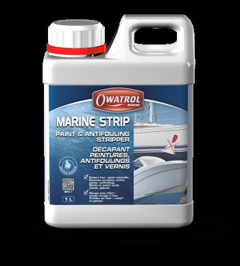 Marine Strip anti-fouling stripper