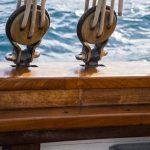 D2 applied to a boat side - ©Adfields