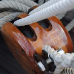 D2 applied to a boat fixture - ©Adfields