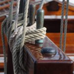 D2 applied to a boat boom - ©Adfields