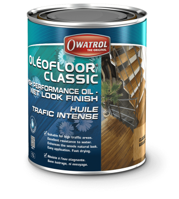 Oleofloor Classic 1L Wood Floor Oil