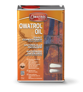 Owatrol Oil 1L paint conditioner & rust inhibitor