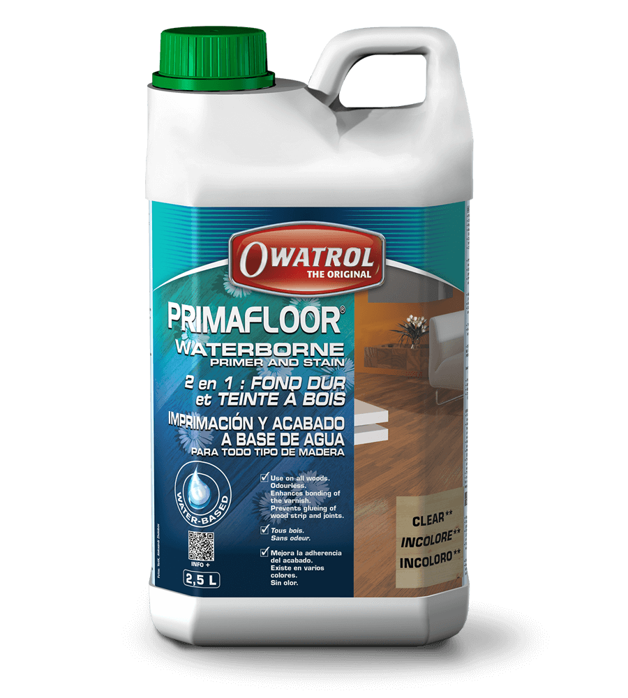Primafloor 2.5L Interior Wood Floor Primer