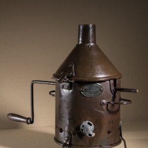 Owatrol Oil applied to antique - ©Adfields