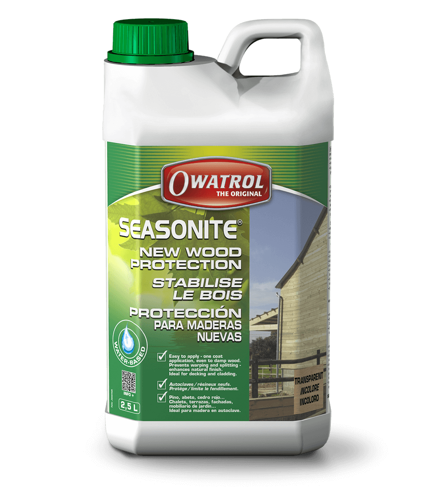 Seasonite 2.5L New Wood Protection