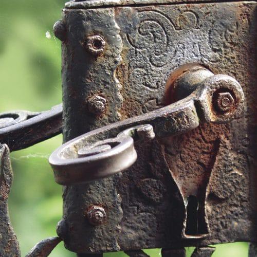 Metal Door Handle