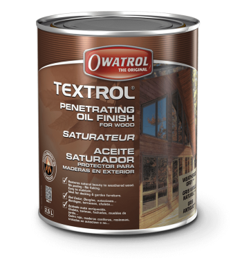 Textrol Penetrating Wood Oil