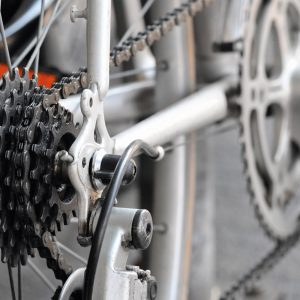 Transyl used on release gears on a bike - ©Adfields