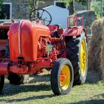 Transyl used for maintenance on a tractor - ©Adfields
