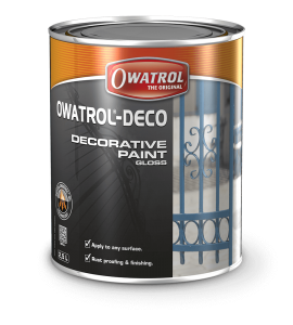 Owatrol Deco Rust inhibiting multi-surface primer
