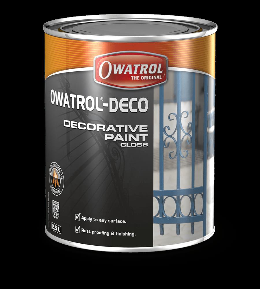 Owatrol Deco Rust inhibiting multi-surface primer
