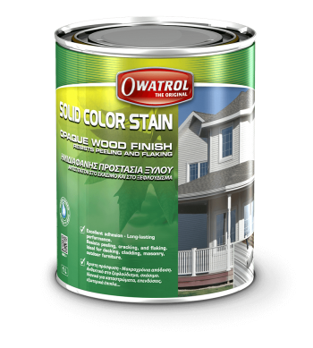 Solid Color Stain Wood Stain