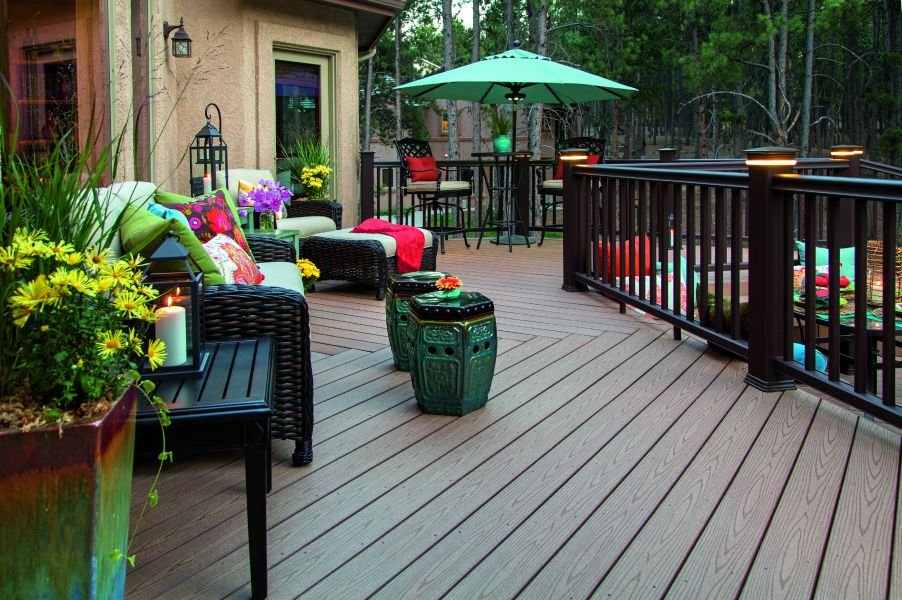Composite decking revived with Compo Care