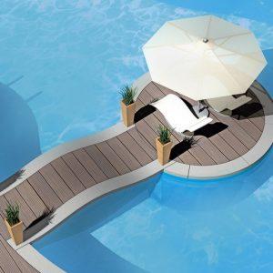 Compo Care Swimming Pool deck