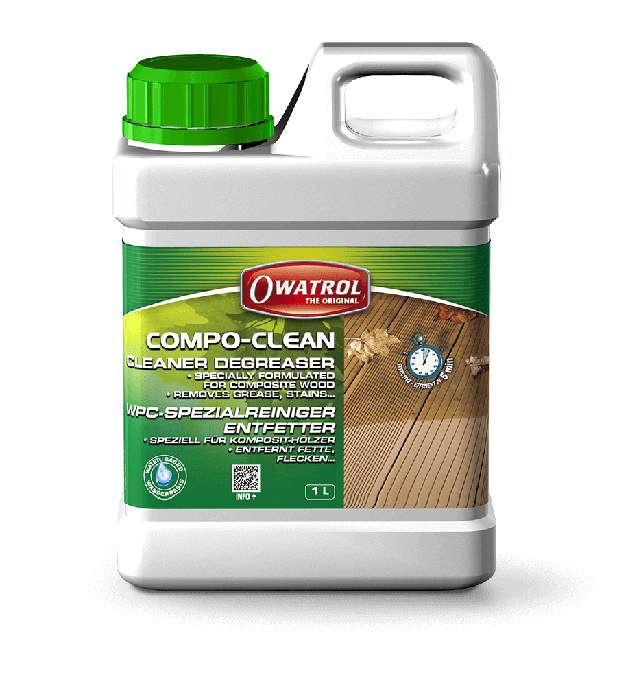 Compo-Clean Composite Deck Cleaner