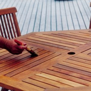 Outdoor Furniture Protection & Treatment