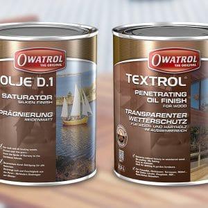 D1 & Textrol