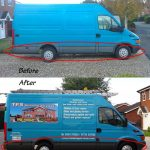 Polytrol used on Van trim