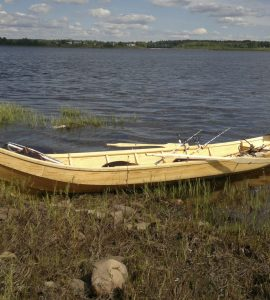 Image of a river boat finished with Owatrol by ©Jukka Kylmala