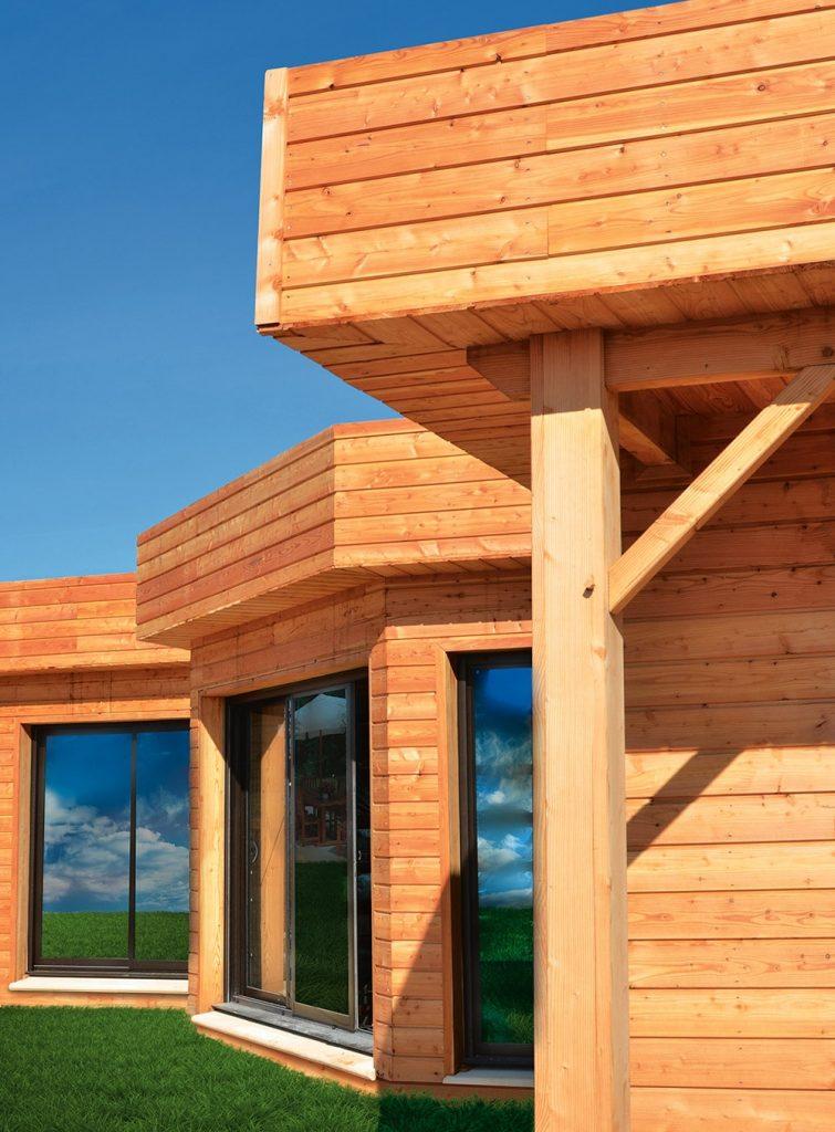 Textrol exterior wood