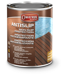 Antislip packaging