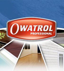 Owatrol Professional Range