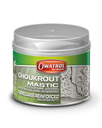 Choukrout packaging