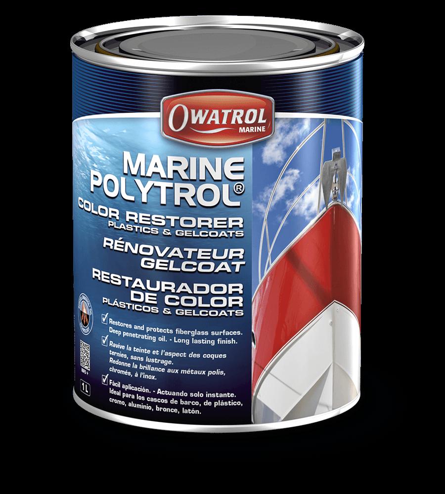 Marine Polytrol 1L Gelcoat Restorer