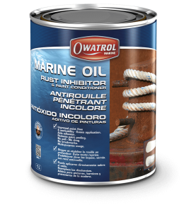Marine Oil 1L Rust Inhibitor