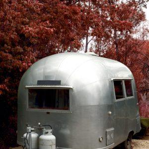 Vintage Safari Sport Airstream trailer camper