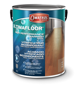 Ultimafloor 4L Interior wood varnish