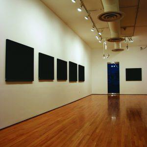 Blank exposition
