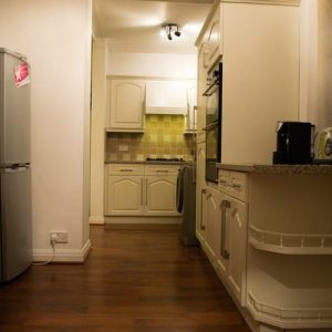 kitchen after renovation with esp