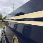 Marine Polytrol used on a narrow boat - ©Tsai