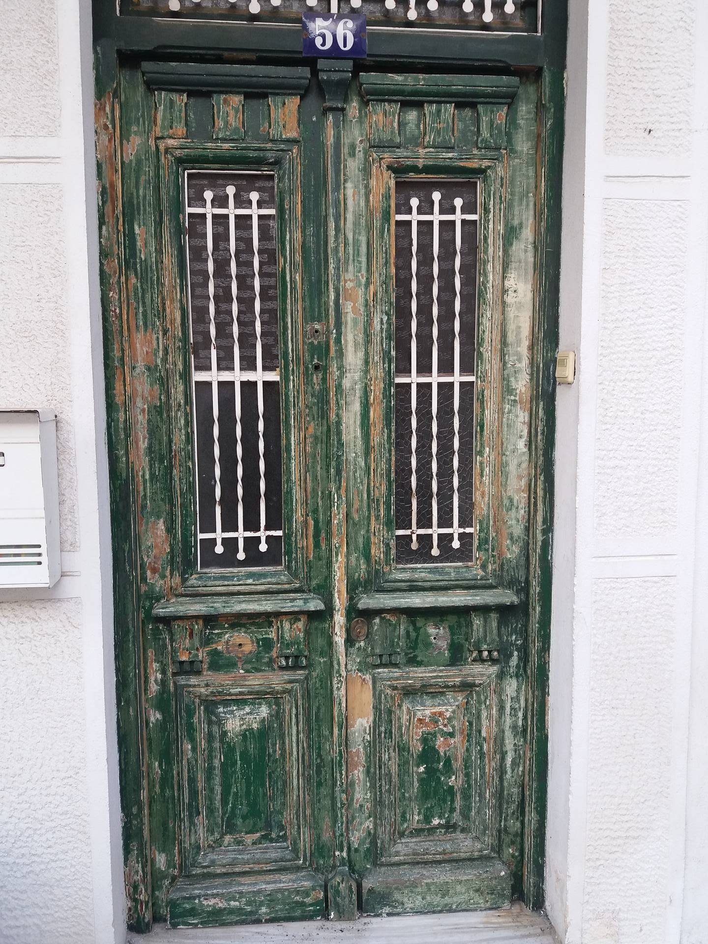 When A Customer Came To Us With Pictures Of A Wonderfully Grand, Old  Painted But Badly Damaged Wooden Front Door That They Were Renovating, We  Knew We Had ...
