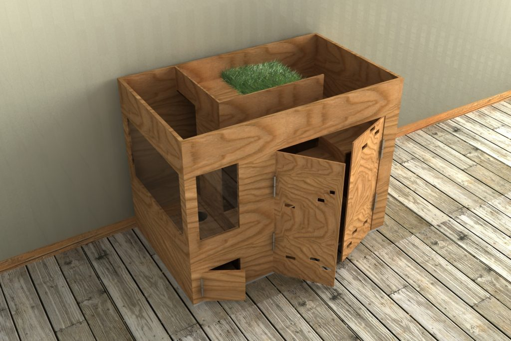 Rabbit hutch ideas